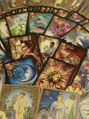 Tarotkarten und deren spirituelle Bedeutung
