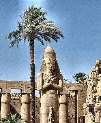 Denkmal in Ägypten