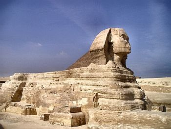 Ägypten: Sphinx