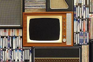Alter Fernseher TV