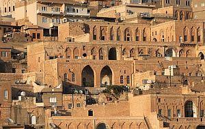 Assyrische Stadt
