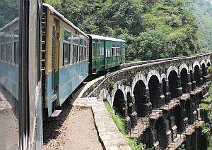 Bahnfahrt als Abenteuer