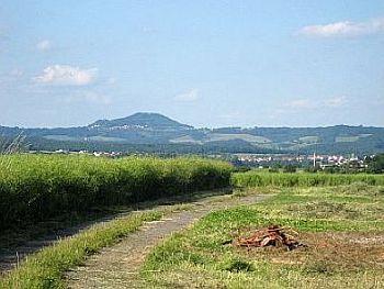 Eine Stadt bei Stuttgart