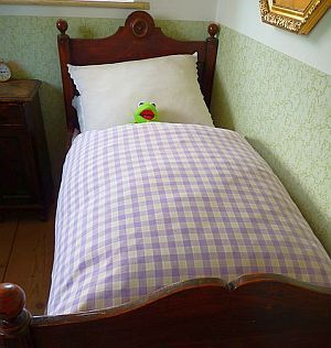 Das alte Bett