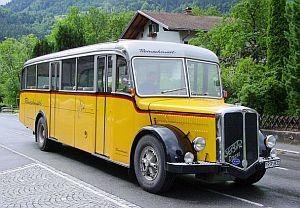 Bus Oldtimer
