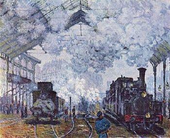 Bahnhof Saint-Lazare