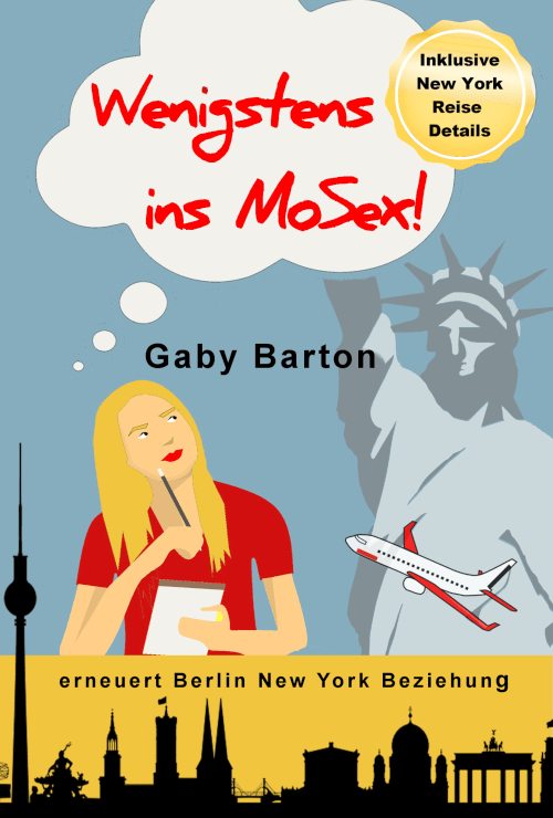 Gaby Barton: Reisebericht New York