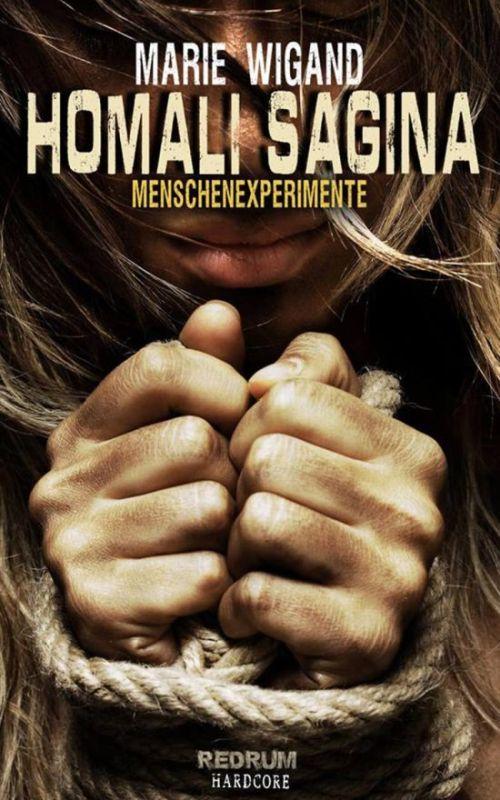 Leseprobe: Homali Sagina Menschenexperimente