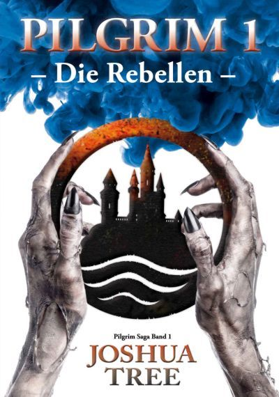 Buchcover Pilgrim 1 Rebellion