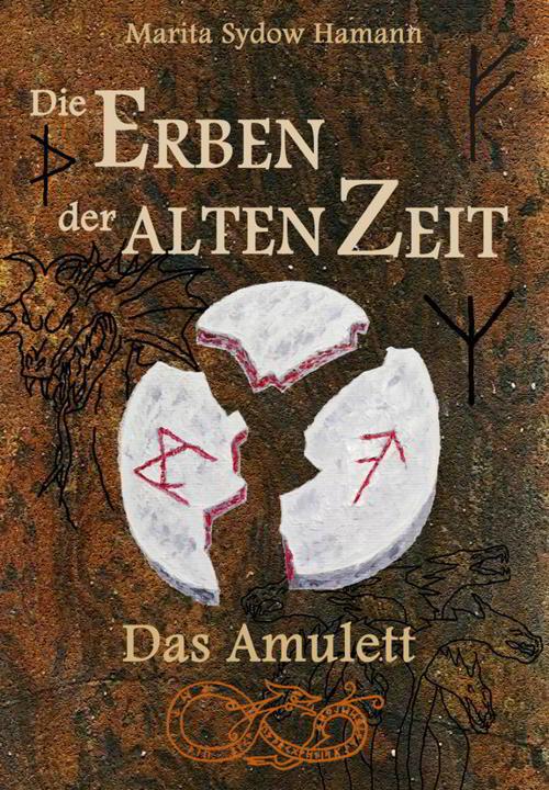 Cover des Buches: Das Amulett