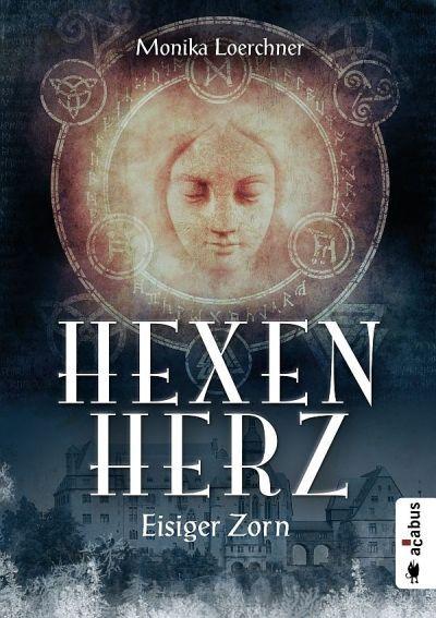 Fantasy Rezension: Hexenherz. Eisiger Zorn