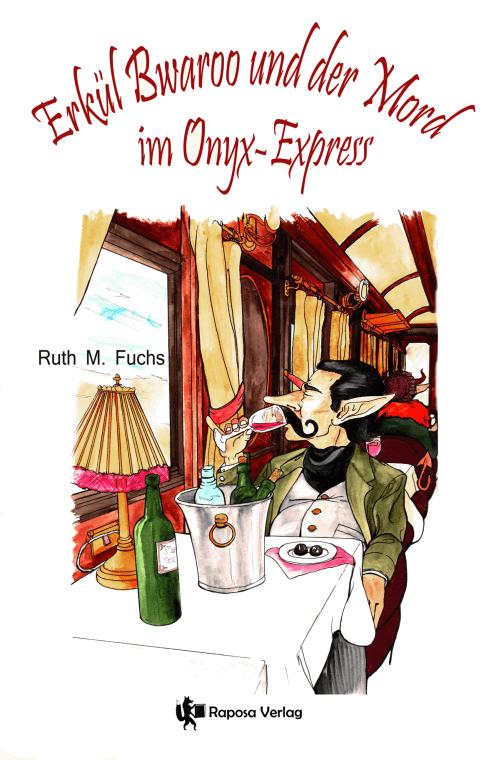 Rezension: Erkül Bwaroo und der Mord im Onyx-Express