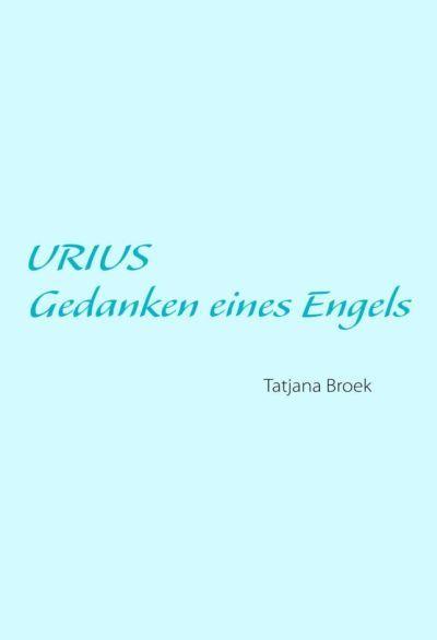 Buchtipp: URIUS Gedanken eines Engels