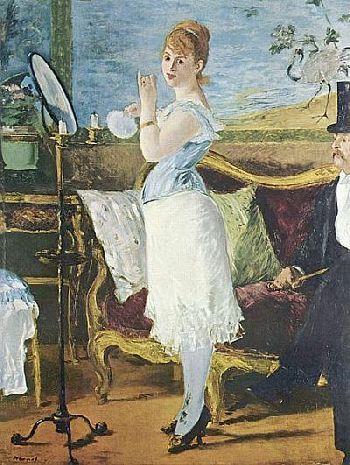 Edouard Manet: Nana