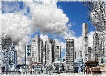 Frankfurt am Main: Bankenviertel