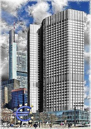 Frankfurt am Main: Eurotower