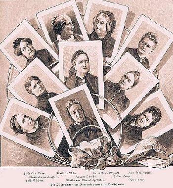 Frauenbewegung in Deutschland 1894