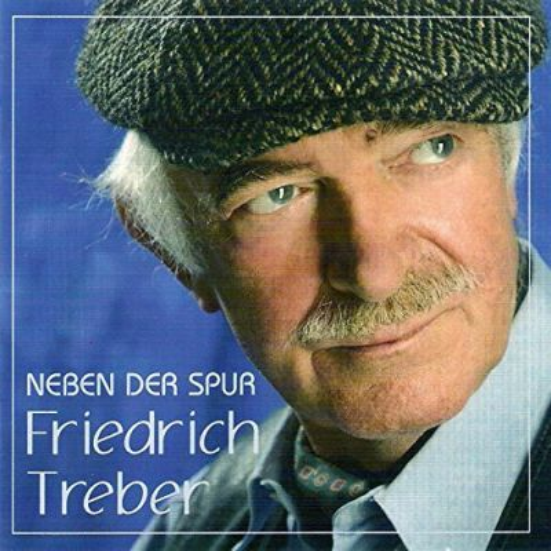 CD von Friedrich Treber: Neben der Spur