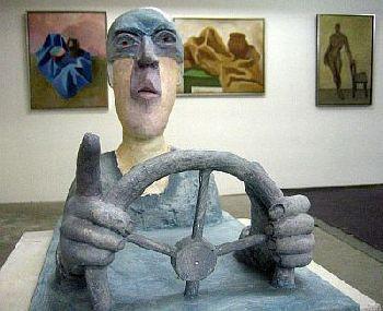 Kunst ist der Sinn des Seins