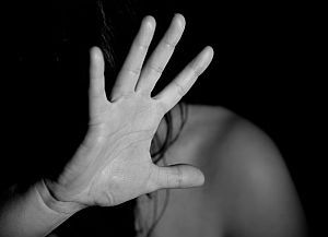 Gegen Gewalt an Frauen