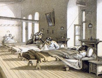 Im Zeichen der Menschlichkeit: Im Hospital