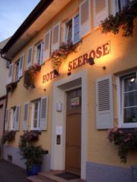 Hotel Seerose in Lindau