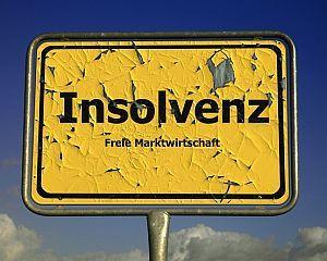 Insolvenz Konkurs Pleite