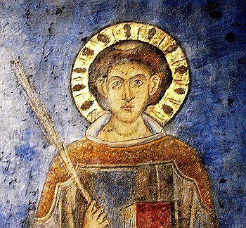 Der heilige Jakobus