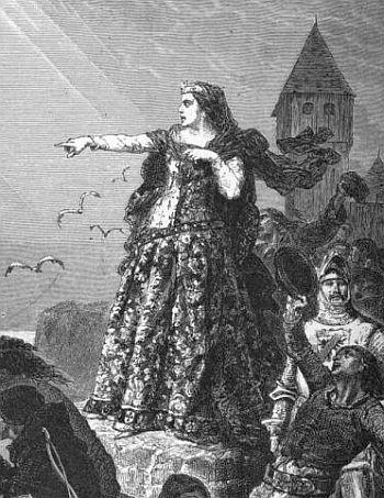 Mittelalter: Johanna von Flandern