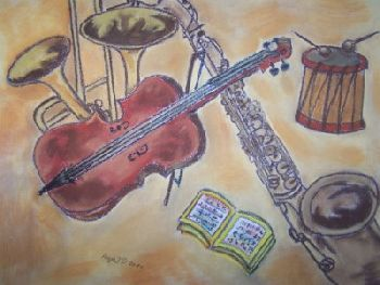 Das Musikquintett