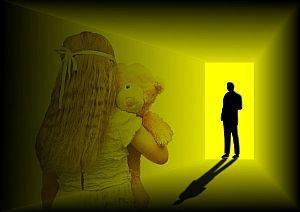 Kind Missbrauch Angst