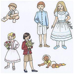 Kinder, kleines Kind
