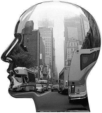 Gedanken im Kopf