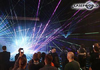 DJ Laser Konzert