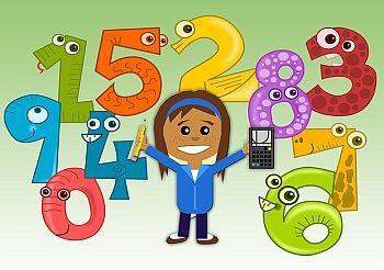 Lernhilfe: Zahlensymbole als Gedächtnishilfe