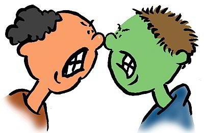 Streit suchen