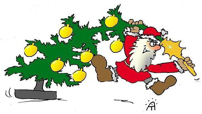 weihnachtsbaum cartoon my blog. Black Bedroom Furniture Sets. Home Design Ideas