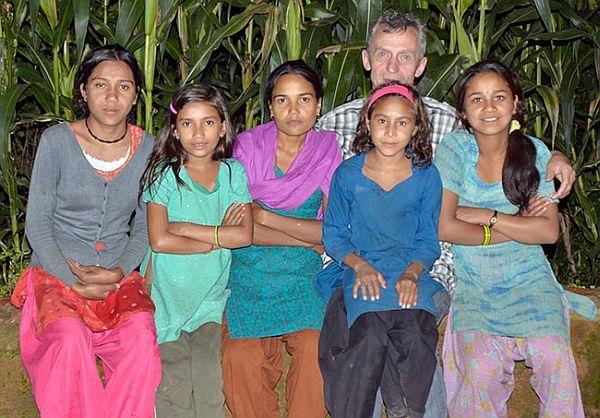 Drei Wochen in Nepal (Reise-Notizen von Lothar Seifert)