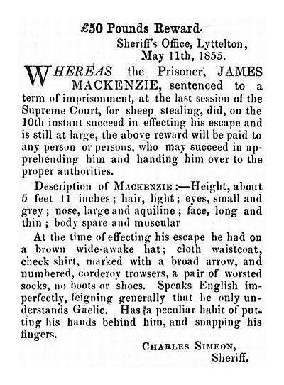 James Mackenzie