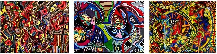 Die Kunst der Maria Marachowska