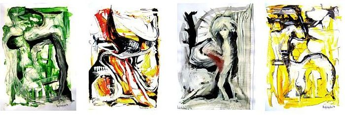 The Art of Maria Marachowska