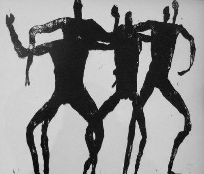 Menschen: Silhouetten