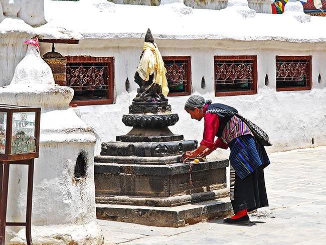 Kalenderbilder aus dem Himalaya
