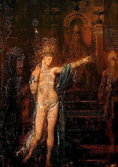 Der Tanz des Todes - Salome
