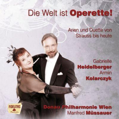 Arien und Duette von Strauss bis heute