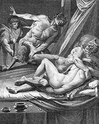 Mythologie Pandora