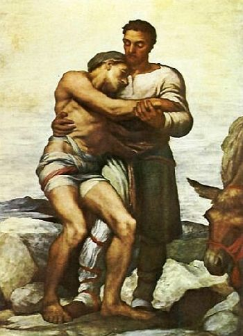 Los der Samariter