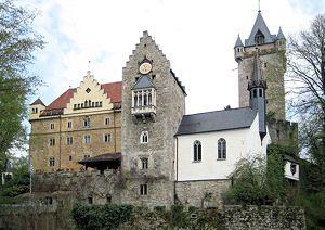Bayerischer Wald: Schloss Egg
