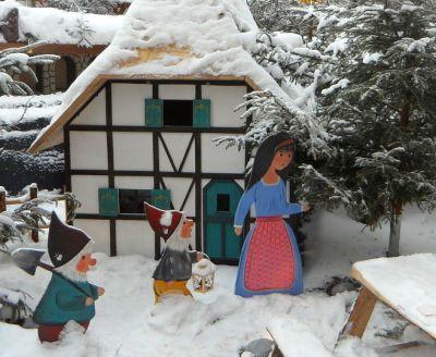 Schneewittchen Zwerge Prinzessin