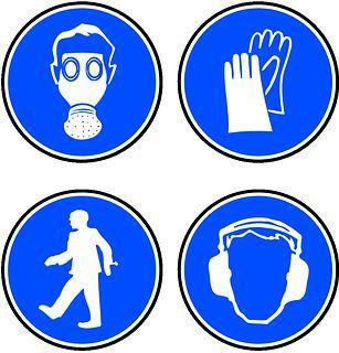 Arbeitskleidung und Schutzausrüstungen